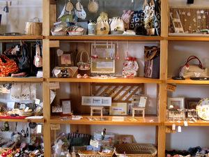 港南台タウンカフェの小箱ショップ写真